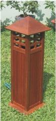 Outdoor garden art furniture