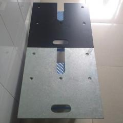 Steel base plate - plastma sutting, CNC cutting welding steel products