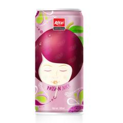 Rita drinks Passion fruit juice 180ml