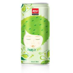Rita drink  Soursop juice drink 180ml(ritadrinks.asia)
