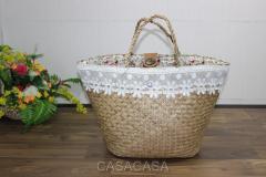Túi xách thời trang bằng lá bàng - BH2779B-1NA