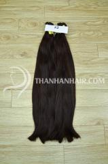 Hot Selling!  Unprocessed human raw virgin Vietnamese 100% human remy hair