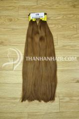100% Human hair, straight hair