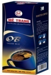 Ocean Blue Ground Coffe