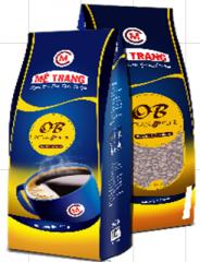 Ocean Blue Coffe Bean