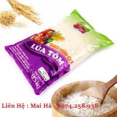Gạo Hữu Cơ Lúa Tôm Gạo Hữu Cơ Nông Nghiệp GAP