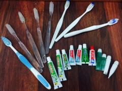 BEST TOOTHPASTE TO USE FOR HOTEL SERVICE