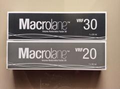 Đặt hàng ban đầu Macrolane VRF 20 và 30 ở mức giá tốt.