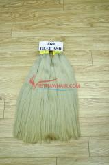 Human hair strong hair 100%