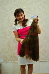 Натуральные волосы из волос человека Вьетнама