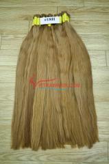 Various color bulk hair virgin hair