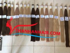 Color Bulk Hair, 100% Raw Vietnamese Hair