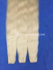 Blonde Bulk Hair 100% Raw Hair