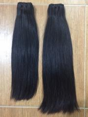 High quality straight weft hair 100% virgin hair