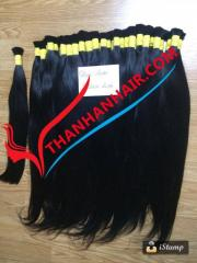 Human bulk hair from Vietnamese hair
