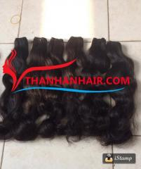 High 100% Virgin Hot Selling Wavy Bulk Human Hair