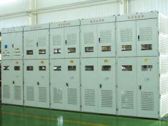 Capacitor controlled cabinets