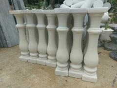 White Marble Staircases