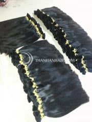 Very high quality  natural bulk hair from Vietnamese hair