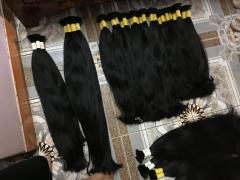 Straight hair 100% vetnamese human hair