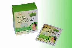 Mask from Coconut