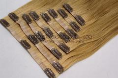 PU Clip-in Hair Extensions Wholesales Supplier