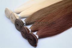 Standard Single Drawn Remy Weft Hair