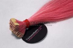 PU M-tip Hair Extensions with The Best Quality Wholesale Price Top Gold Supplier