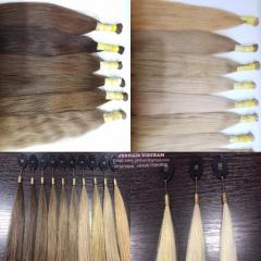 STRAIGHT COLOR HUMAN HAIR
