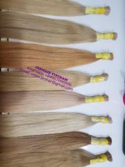 STRAIGHT BULK COLOR HUMAN HAIR