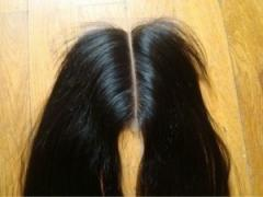 6A grade Best Virgin Brazilian Closure Straight Brazilian Lace Closure Bleached Virgin Human Hair