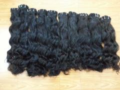 The best quality super double human hair