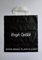 Plastic bags, shopping bags
