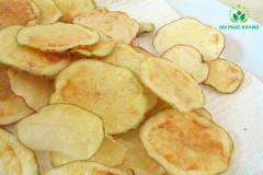 Crispy Vacuum Fried Cassava