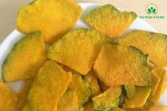 Crispy Vacuum Fried Pumpkin