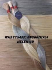 Human Vietnam Hair Super Double Drawn Remy Hair
