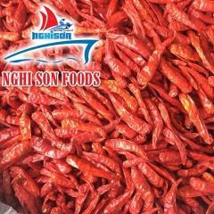 Dried Chillies form Vietnam Supplier in Bulk