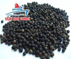 Fresh Black Dried Pepper for Sale in Vietnam