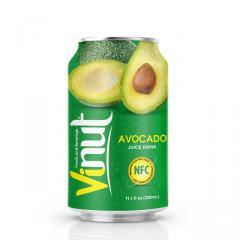 Консервированный сок напиток 330мл Авокадо