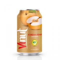 Консервы грушевый сок 330мл корейский напиток
