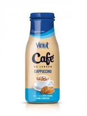 Manufacturer Coffee Cappuccino Glass bottle 280ml