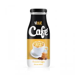 280ml Bottled Caramel coffee