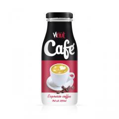 Bottled 280ml Espresso coffee