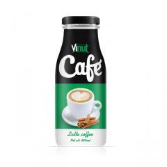 Bottled Latte coffee 280ml