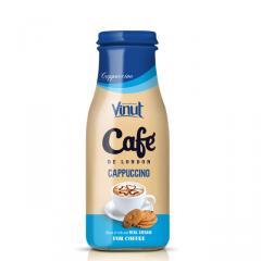 Кофе капучино 280мл бутылки из стекла