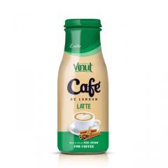 Кофе латте 280мл бутылки из стекла Производитель