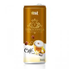 Tin Can  Coffee french vanilla 250ml