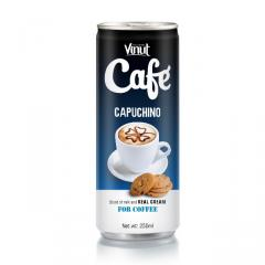 Бутилированная 280мл кофе Капучино