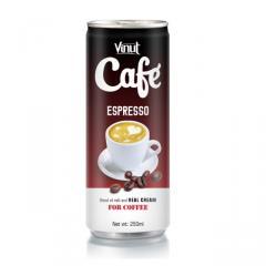 Lata Café Espresso 250ml