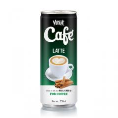Кофе латте 250мл Tin Can
